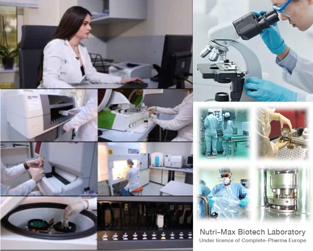 การค้นคว้าวิจัยเรื่องผมร่วง - Hair Soul - Nutrimax Biotech